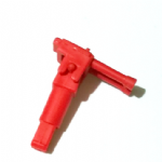 GI Joe 1985 The Ferret ATV spare front gun spare part
